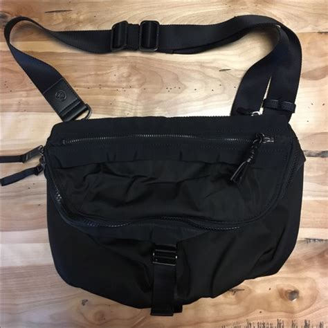 lululemon go lightly crossbody bag lululemon athletica authentic lululemon cross body go