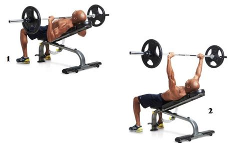 incline bench press dumbbells incline barbell bench press nasıl yapılır fitness beast