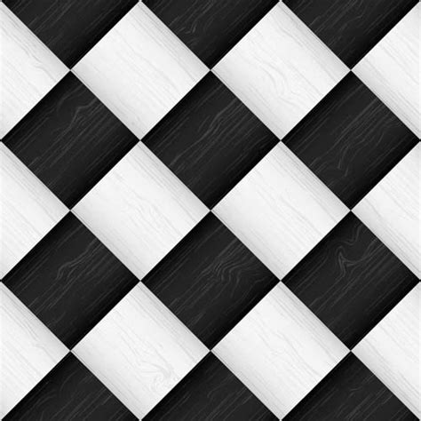 pattern black and white squares black and white square background vector vector