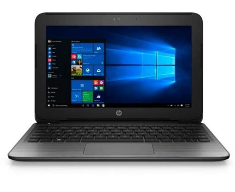 Hp Notebook 11 F006tu Black hp announces updated laptops with thinner and lightweight designs mspoweruser