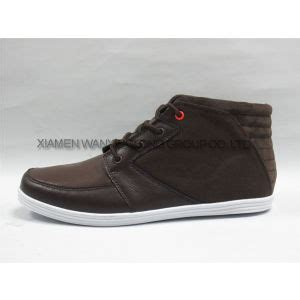 china 2014 new style high top casual shoes 13155