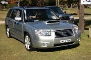 2006 Subaru Forester Xt 2006 Subaru Forester Xt Luxury My06 Boostcruising