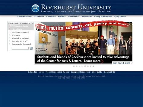 Rockhurst Mba Tuition by Rockhurst Helzberg School Of Management