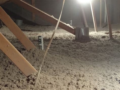 blown in insulation in attic insulating your attic and roof modernize
