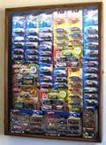 Display Box Acrylic Untuk Diecast Skala 164 wheels and match box diecast car display cases by