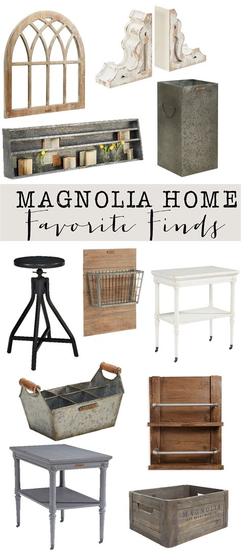 Magnolia Home Decor | friday favorites magnolia home decor house of hargrove