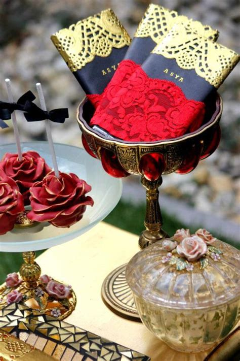 rose themed party supplies kara s party ideas flamenco spanish dancer rose themed