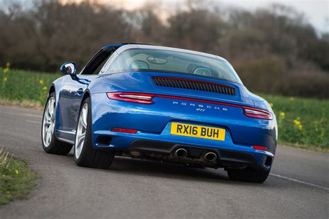 Porsche U K by Porsche 911 Targa 2016 Uk Review Pictures Auto Express