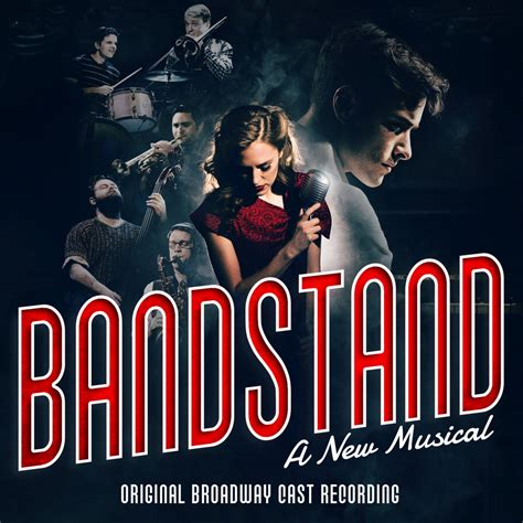 Cd Second Original bandstand original broadway cast recording broadway records