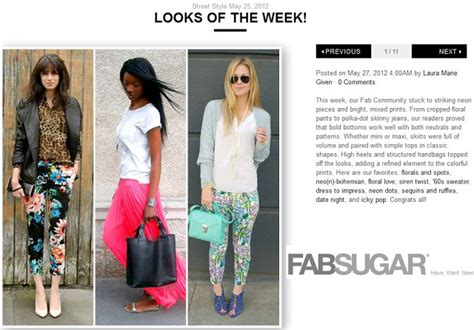 Looks Of The Week Fabsugar Want Need 31 ego post 31 a la une sur fabsugar styles by assitan