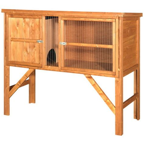The Hutch The Hutch Company Dundee 4ft Rabbit Hutch Free Uk Delivery
