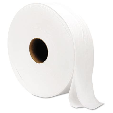 toilet paper diameter windsoft super jumbo roll toilet paper 2 ply 12 in