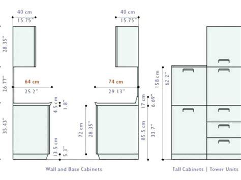 standard kitchen cabinet depth standard kitchen cabinet depth singapore wow