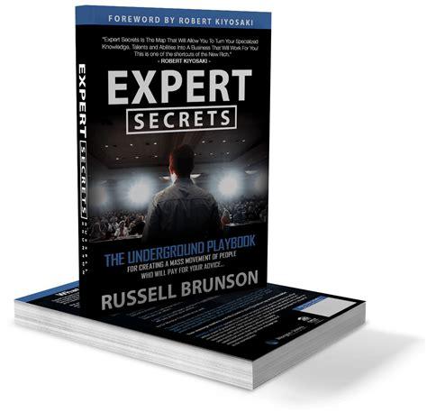 secret tips expert secrets book review brunson funnel