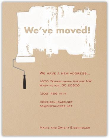 Business Change Of Address Announcements Google Search Moving Ideas Pinterest Google We Moved Email Template