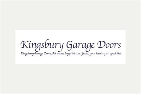Kingsbury Garage by Kingsbury Garage Doors 5 Sorrel Drive Kingsbury Tamworth