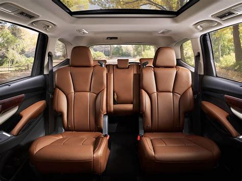 ford explorer captains chairs 10 suvs with second row captain s chairs autobytel