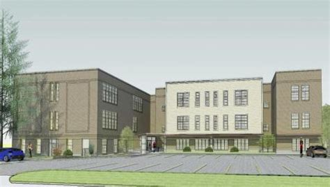 Low Income Apartments East Lansing Mi Council Approves Bailey Community Center Plan East