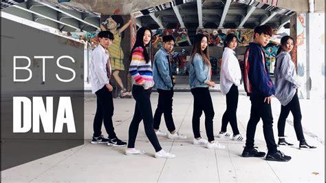 tutorial dance bts dna bts 방탄소년단 quot dna quot dance cover r p m youtube