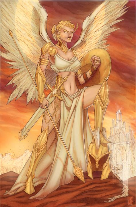 Goddess Of The by Goddess Nike By Daveswartzart On Deviantart