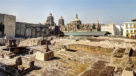 imagenes de ruinas aztecas ruinas de tenochtitl 225 n
