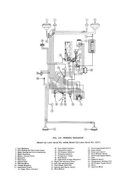 1948 cj2a wiring diagram get free image about wiring diagram
