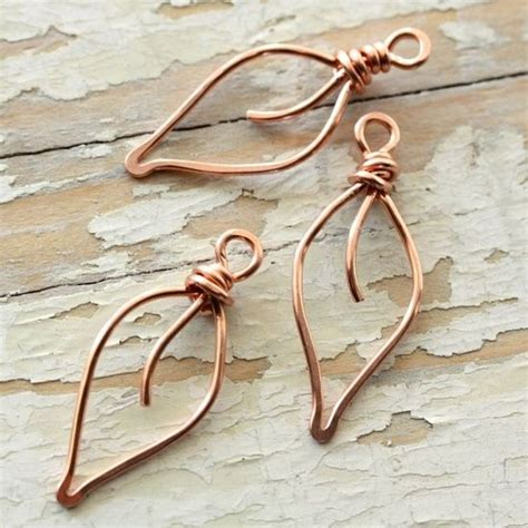 copper craft projects best 25 wire jewelry ideas on