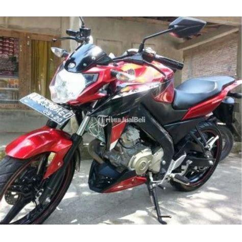 Harga Tengah Vixion motor yamaha vixion second tahun 2015 warna merah