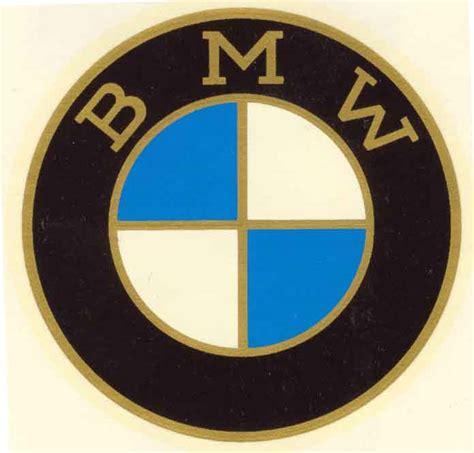 bmw vintage logo bmw motorcycle logo