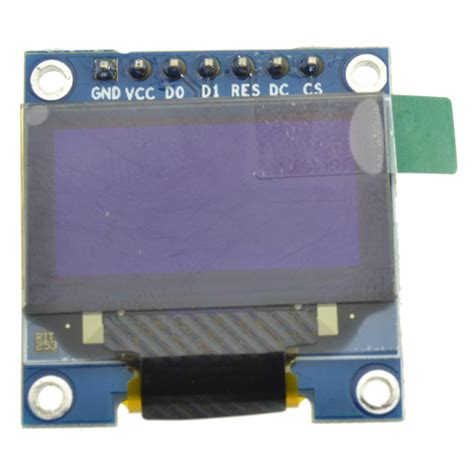 Lcd Oled 0 96 White Display I2c Module White Arduino white 0 96 quot spi serial 128x64 oled lcd led display module arduino ebay