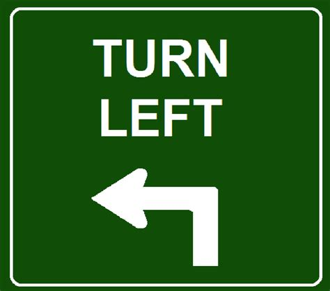 Turn That Photo by Turn Left Araneus1