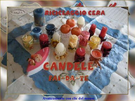 candele fai da te candele fai da te