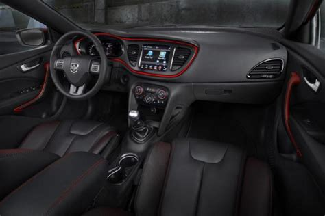 Picture: Other   2013 Dodge Dart Limited nappa interior