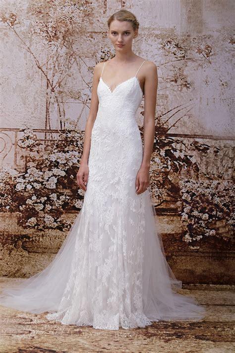 monique lhuillier bridal stunning monique lhuillier wedding dress collection fw
