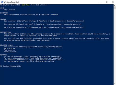 windows 10 powershell tutorial windows powershell tutorial 2 cmdlets windows 10 forums