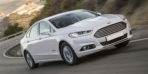Ford Airstream Hybrid Comfort by Ford Mondeo Hybrid Review Carwow