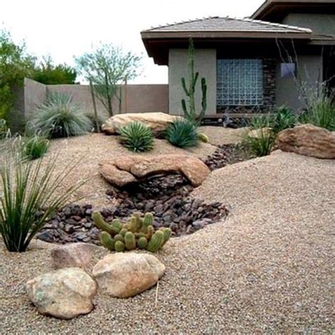 desert landscaping ideas for front yard outdoors home ideas libby grundstrom pinterest