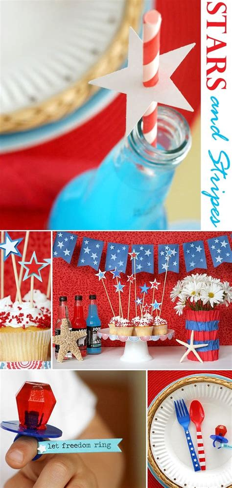 5 Great 4th Of July Ideas by Diy 4th Of July Ideas