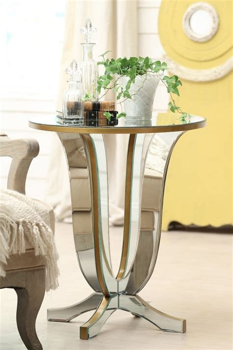 Mirror Tables For Living Room 23 Interior Designs With Mirror Table Messagenote