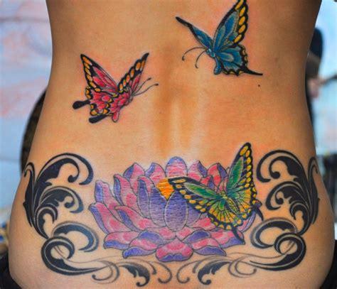 tatuaggi fiori farfalle tatuaggi fiori e farfalle immagini e significato