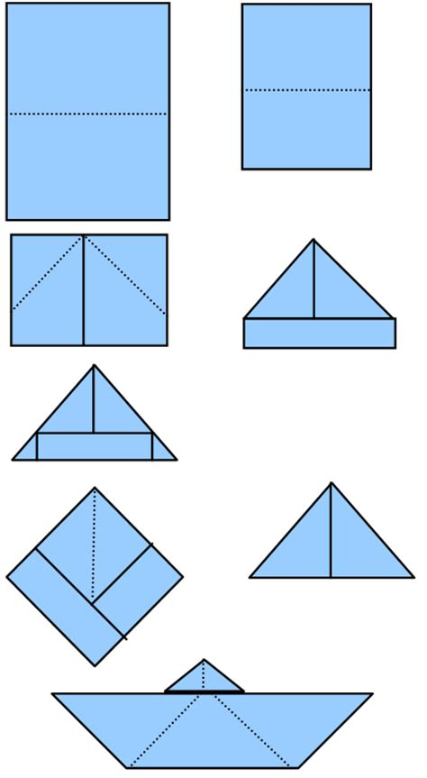 origami boat anleitung origami schiff falten anleitung my blog