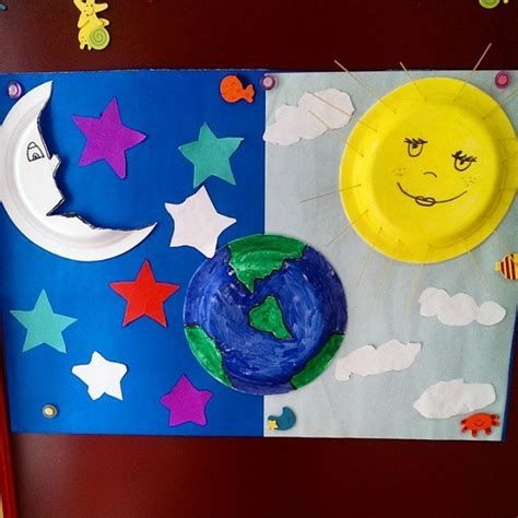 space crafts for space crafts crafts and worksheets for preschool toddler