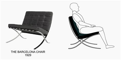 iconic design criteria the barcelona chair 1929 design classic and design icon