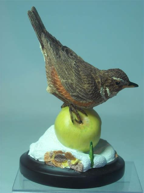 bird figures eaglemoss andy pearce country bird collection figure 1 163 12