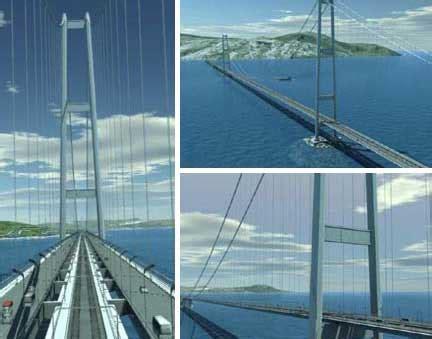 desain jembatan selat sunda sejarah jembatan selat sunda dibangun singkat kabar