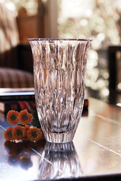Marquis Vase By Waterford by Marquis By Waterford Rainfall Vase