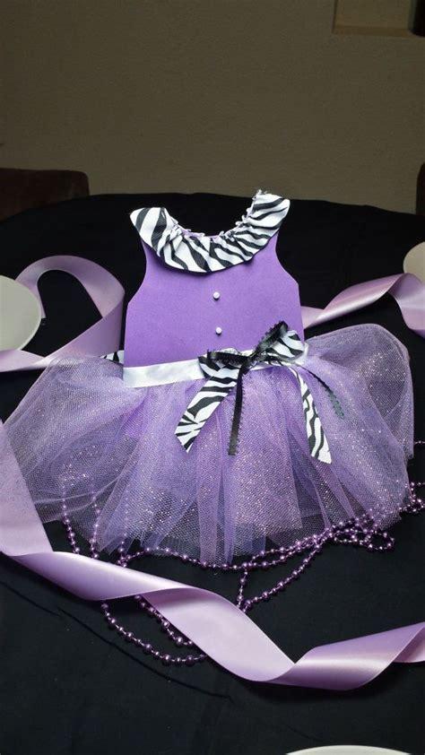 zebra centerpieces for tables best 25 tutu centerpieces ideas on ballerina