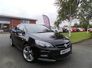 Vauxhall Astra Limited Edition Used 2015 Vauxhall Astra 1 6 Limited Edition For Sale In