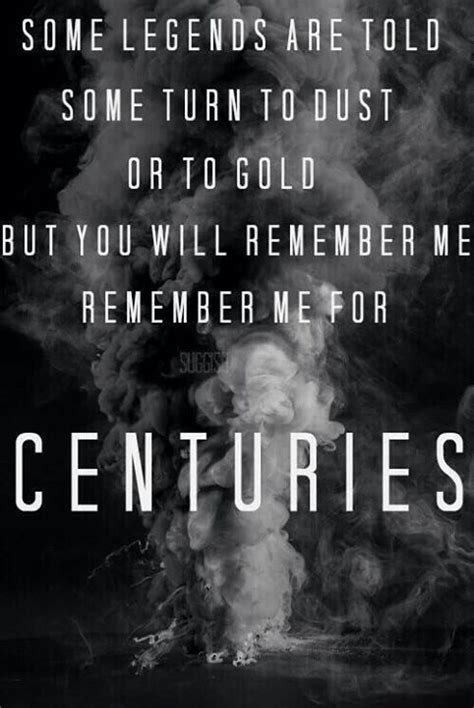 printable centuries lyrics best 25 song lyrics ideas on pinterest song lyric