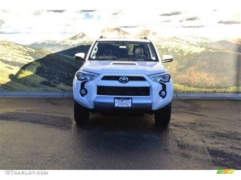 toyota 4runner 2017 white 2017 white toyota 4runner trd road premium 4x4